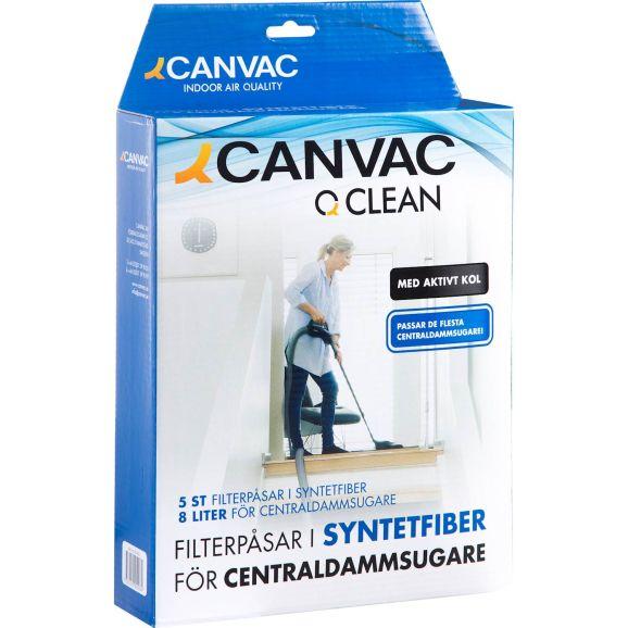 Tillbehör centraldammsugare Canvac CV-01 00-035