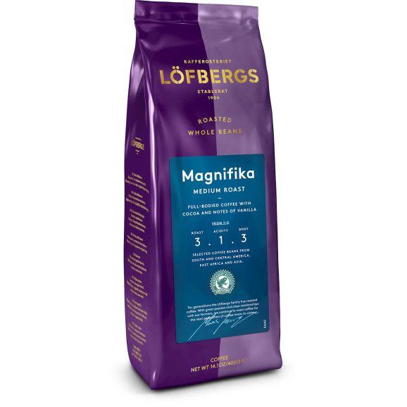 Kaffe Löfbergs Hela Bönor Magnifika 104343