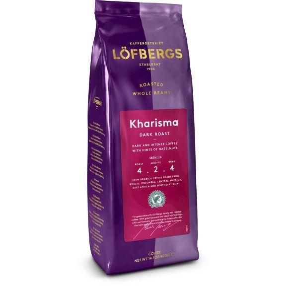 Kaffe Löfbergs Hela Bönor Kharisma 104344
