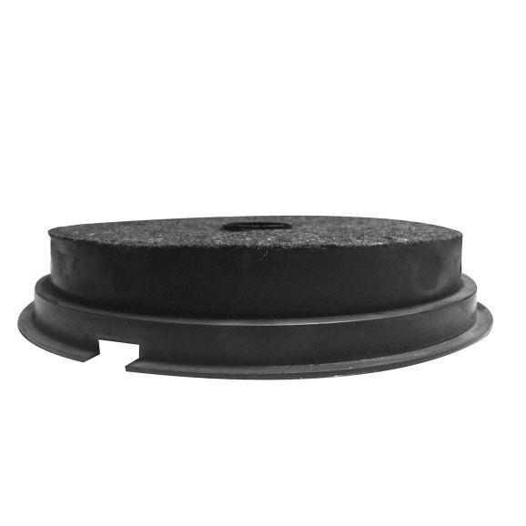 Tillbehör köksfläkt Thermex Kolfilter till Vertical 810 CA Svart 104406