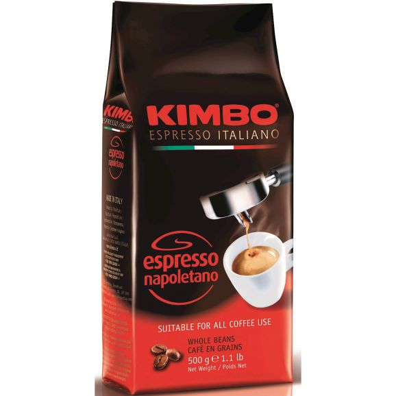 Kaffe Kimbo Espresso Napoletano 107329