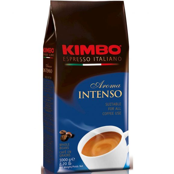 Kaffe Kimbo Kimbo Intenso 107335