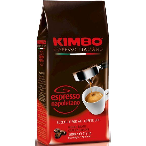 Kaffe Kimbo Espresso Napoletano 107336