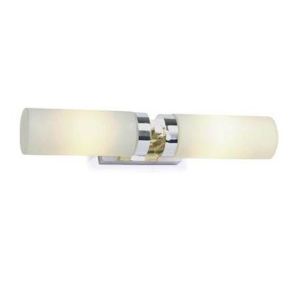 Vägglampa badrum Markslöjd Stella Stål 108491