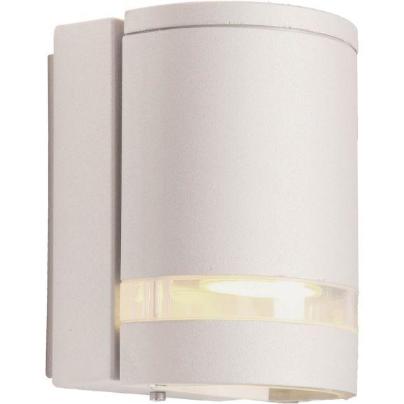 Vägglampa utomhus Nordlux Focus Vit 108596