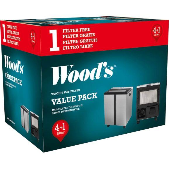 Avfuktare Wood's 8012807-5 108780