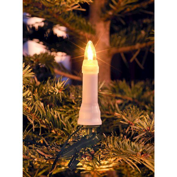 Julgransbelysning Konstsmide Julgransbelysning Vit 109250