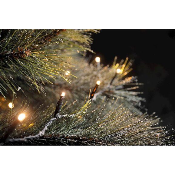 Ljusslinga ute Konstsmide Ljusslinga Amber 109264
