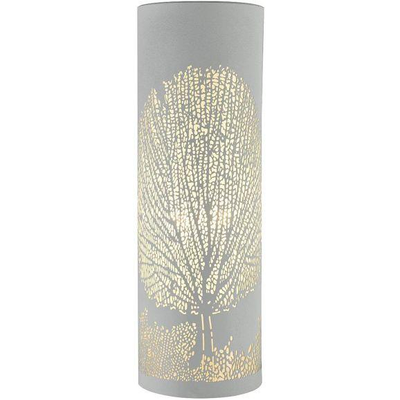 Skrivbordslampa Oriva Tree vit Vit 109998