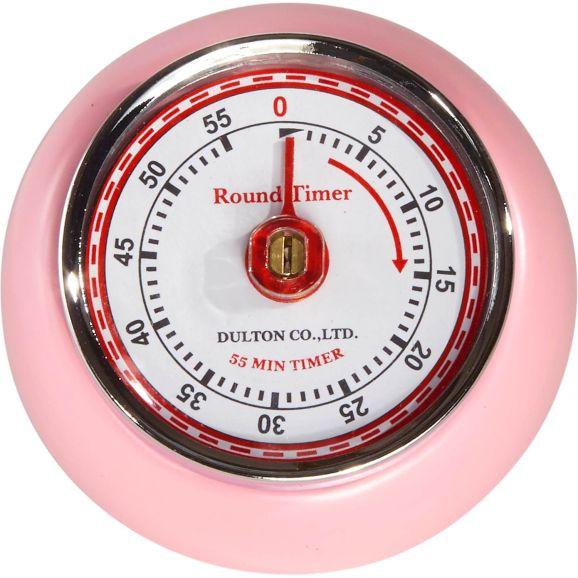 PR Home Dulton Timer Rosa 110270