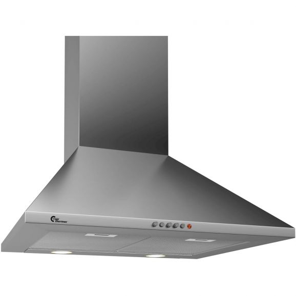 Spiskåpa för centralventilation Thermex Decor 942 vägg 60 cm rostfri Rostfri 110429