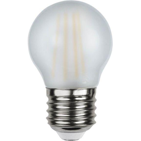 Ljuskälla LED E27 Star Trading 350-24 LED-lampa E27 G45 110569