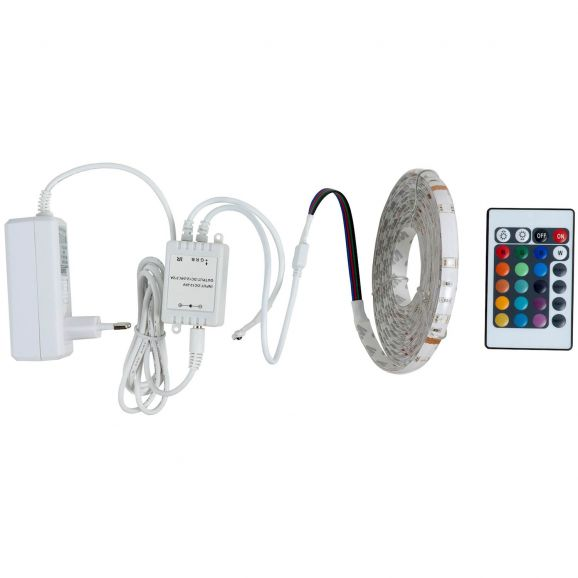 LED-list Airam LED Strip RGB 3m 110767