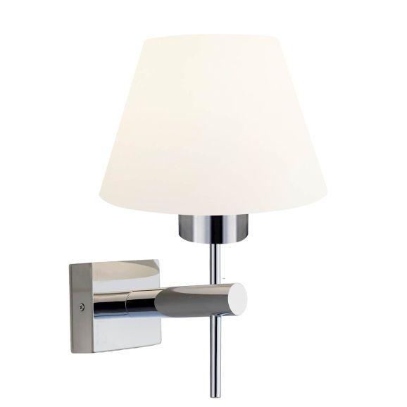 Vägglampa badrum Airam Spa Amalfi LED Vit 110773