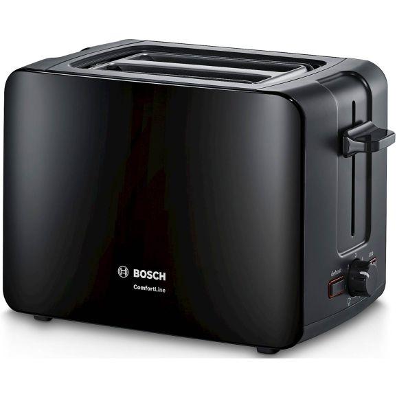 Brödrost Bosch TAT6A113 Svart 110801