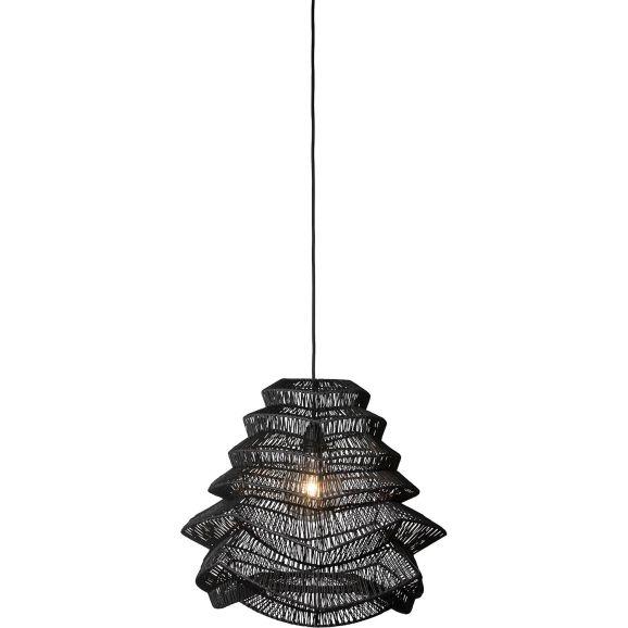 Lampskärm Watt & Veke Vilda black Svart 111598