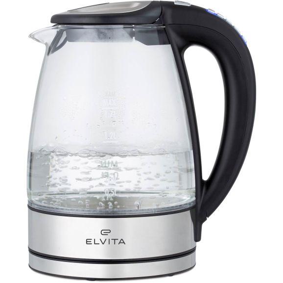 Vattenkokare Elvita CVK5172X Rostfri 111929