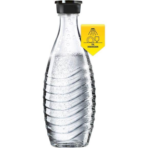 Tillbehör kolsyremaskin SodaStream Crystal glasflaska Transparent 112377
