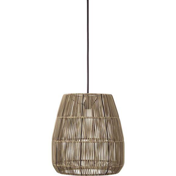 Lampskärm för utomhusbruk PR Home Saigon 6038 Grå 38cm Grå 112709