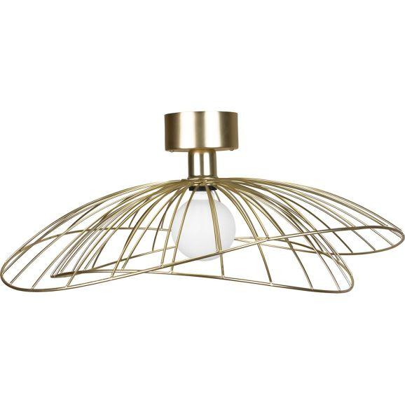 Plafond Globen Lighting Ray Borstad Mässing Mässing 113151
