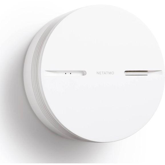 Övervakning & Säkerhet Netatmo Smart smoke alarm Vit 113205
