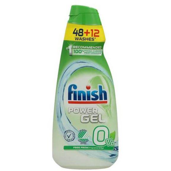 Tillbehör diskmaskin Finish Dishwasher Gel Blå 113844