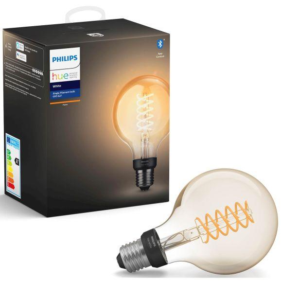 Smart ljuskälla Philips Hue Fil G93 E27 113968