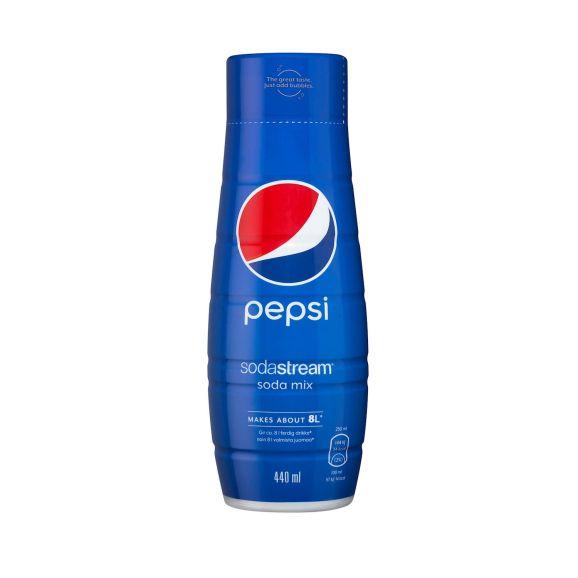 Smakessens för kolsyrad dryck SodaStream PEPSI 114053