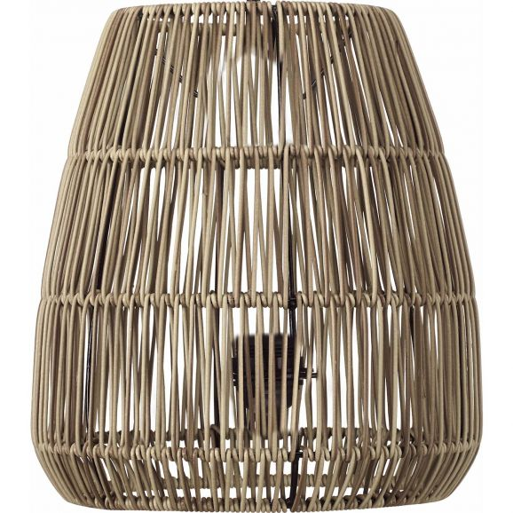 Lampskärm för utomhusbruk PR Home Saigon 6838 Grå 38cm Grå 114199