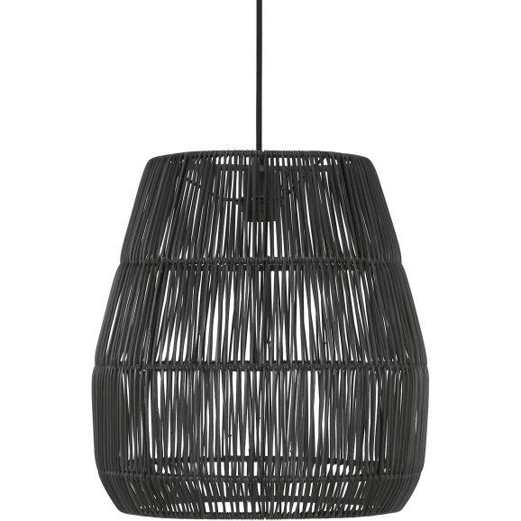 Lampskärm för utomhusbruk PR Home Saigon 7038 Svart 38cm Svart 114201
