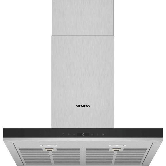Spiskåpa för centralventilation Siemens LC67BIP50 Rostfri 114354