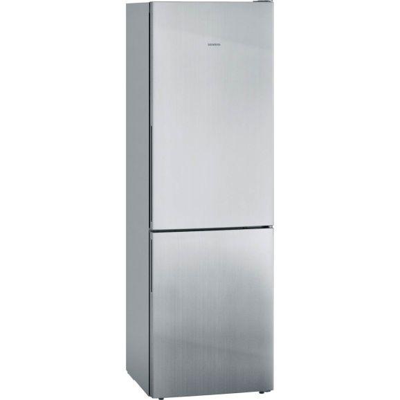 Kyl/frys-kombi Siemens KG36EAICA Rostfri 114360