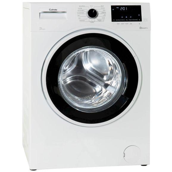Tvättmaskin Cylinda FT5574X Vit 115083