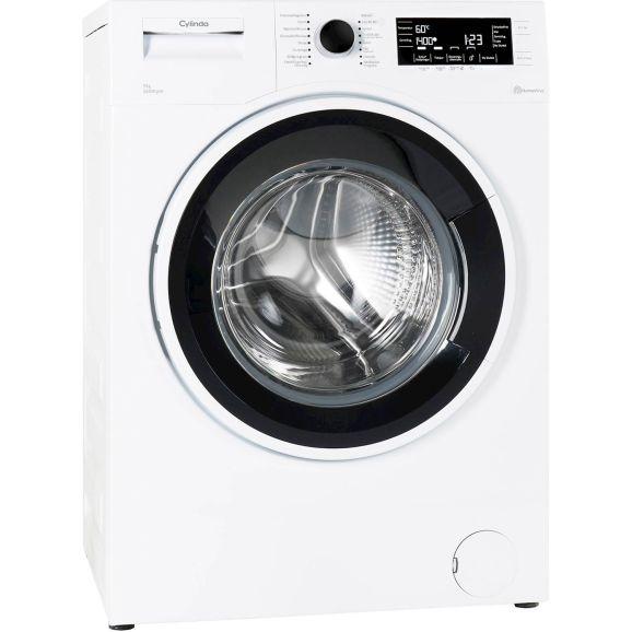 Tvättmaskin Cylinda FTA5576X Vit 115085