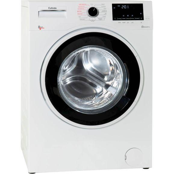 Tvätt & tork kombi Cylinda FTTK5585X Vit 115087