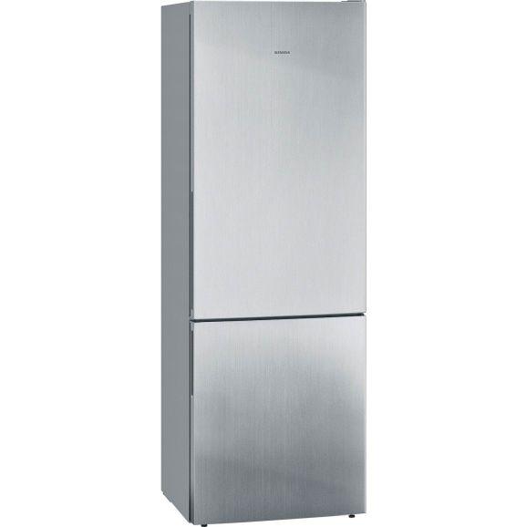 Kyl/frys-kombi Siemens KG49EAICA Rostfri 115283