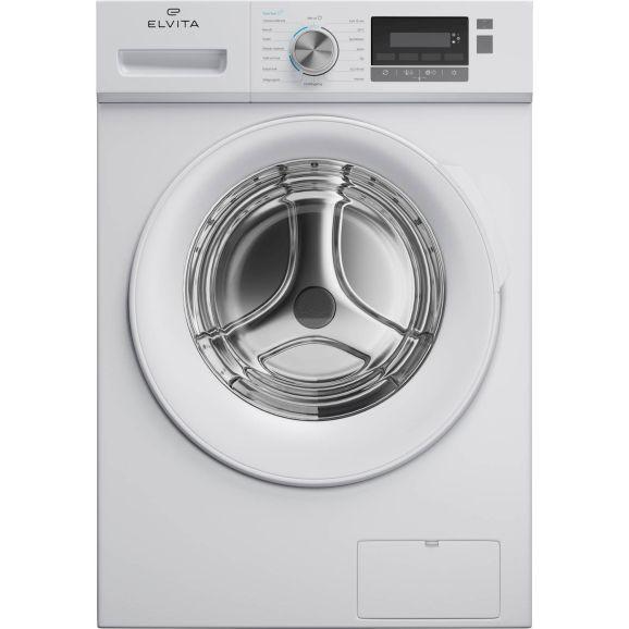 Tvätt & tork kombi Elvita CTC4860V Vit 115341