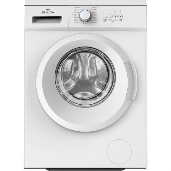 Tvättmaskin Elvita CTM1612V Vit 115514