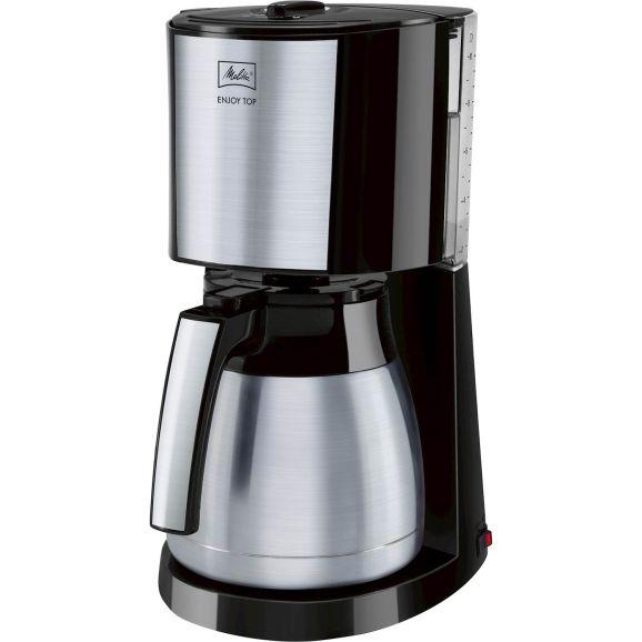 Kaffebryggare Melitta Enjoy Top Therm svart Svart 115605