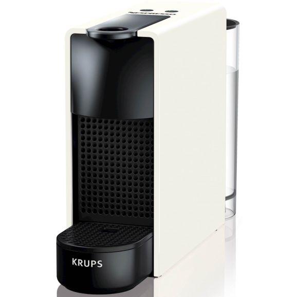 Kapselmaskin Nespresso krups Essenza Mini, 0,6 l., white Vit 115843