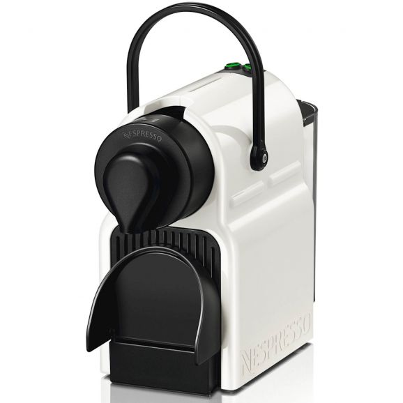 Kapselmaskin Nespresso krups Inissia, 0,7 l., white Vit 115845