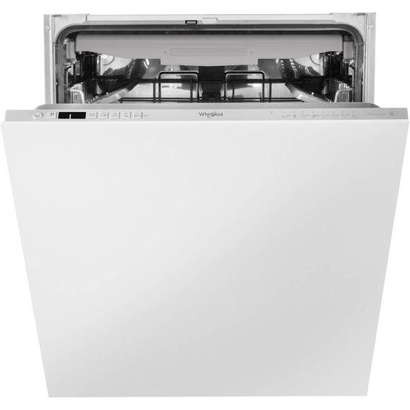 Integrerad diskmaskin Whirlpool WIC 3C34 PFE S Silver 115910