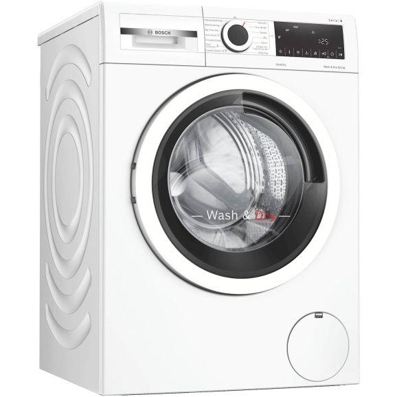 Tvätt & tork kombi Bosch WNA134B0SN Vit 116316
