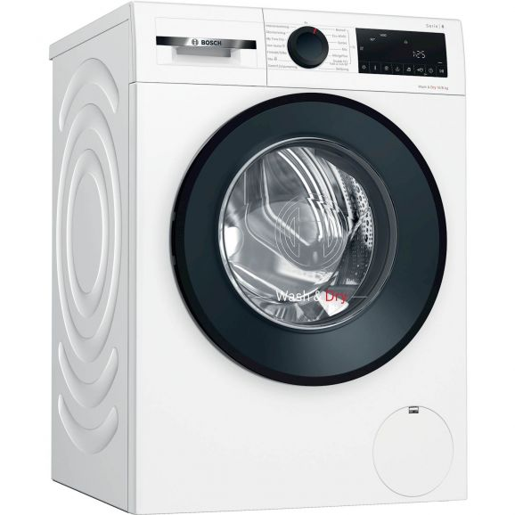 Tvätt & tork kombi Bosch WNA144B0SN Vit 116317