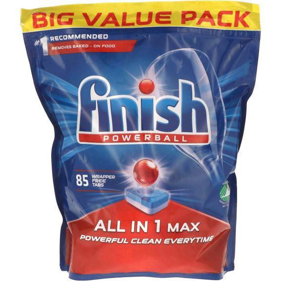Tillbehör diskmaskin Finish Dishwasher Tabs 85pcs 116477
