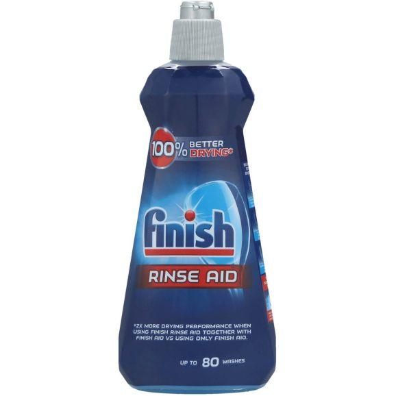 Tillbehör diskmaskin Finish Dishwasher Rinse 400ml 116485
