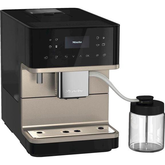 Kapselmaskin Miele Kaffemaskin Miele CM 6360 OBCM Svart 116893