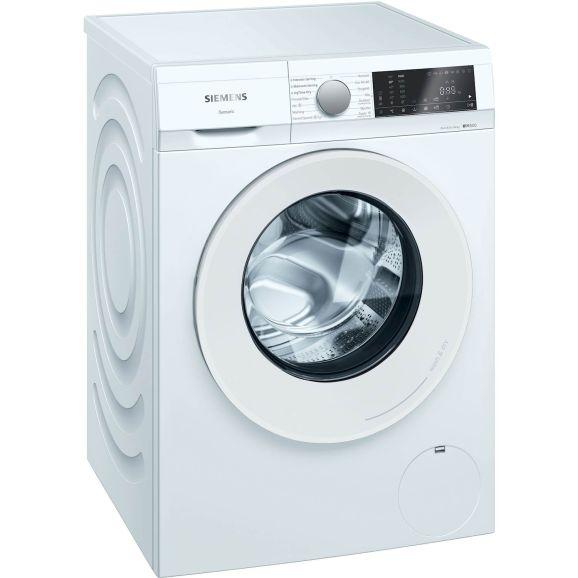 Tvätt & tork kombi Siemens WN44A1L9DN Vit 116907