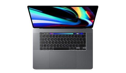 MacBook Pro 16 (2019) 1TB Stellargrå (MVVK2H/A)