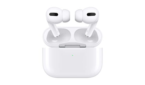 Apple AirPods Pro med Wireless Charging Case